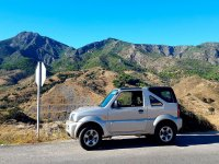 Route in 4x4 landscapes of Malaga