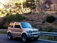 Off road on Malaga road