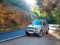 Suzuki SUV in Malaga
