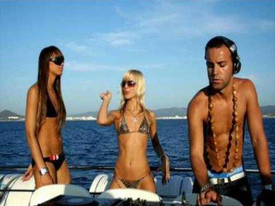 Barco Ibiza
