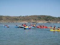 Jornada de navegacion en El Vado