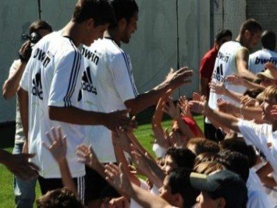 Real Madrid Campusexperiencie-Ames