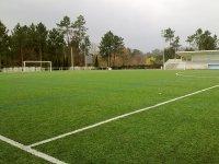 El campo para los alumnos