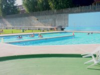 La piscina del campus
