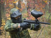 Paintball in wild me