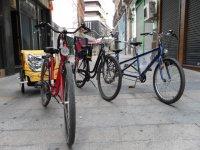 科尔多瓦骑自行车