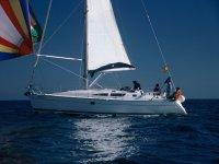 gite in barca a vela a Barcellona