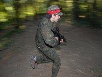 Forest Laser Combat