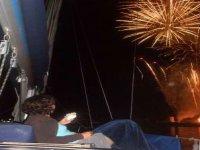 Divertiti con i fuochi d'artificio
