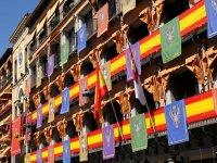 Toledo banderas