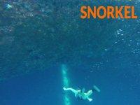 snorkeling e trekking