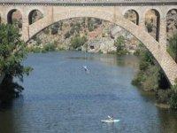 Salto desde el puente