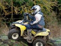 Rutas por el campo en quad
