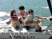Navega con niños