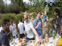 Picnic in Ibiza