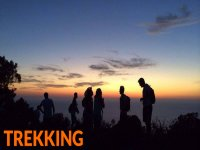 trekking nocturno