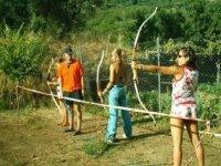 Archery in Salamanca and Valladolid