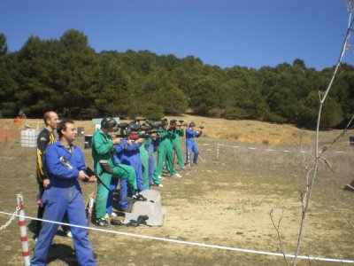 Action Paintball Valladolid