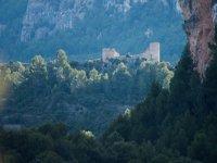 ruinas en un entorno natural