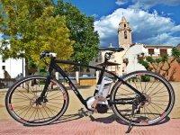 Nos movemos por el centro de Tarragona en bici eléctrica