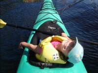 Canoas para niños