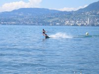 Practice wakeboard