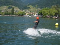 Initiation to wakeboard