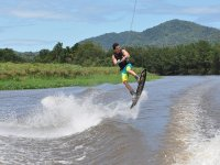 Give wakeboarding activity