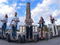 Ruta turistica en segway