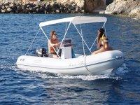 divertendosi nel Mediterraneo