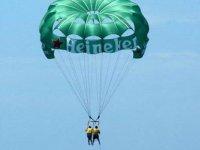heineken parachute