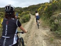 En bici hacia el Cabo de Creus