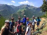 Excursion con bicis alquiladas