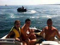 Despedidas de soltero en alta mar