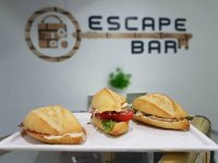 Snacks Escape Bar Burgos