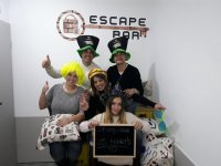 Escape group in Burgos