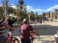 Alquiler de bicis en la ciudad de Barcelona