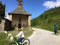 Paseando por Verneda en bici