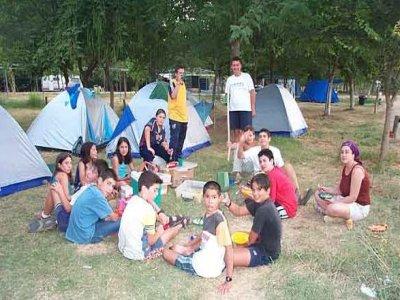 Centro de Naturaleza El Remolino Campamentos Multiaventura