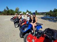 Ruta en quads con amigos