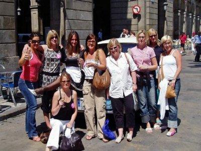 Barcelona Adventure Despedidas de Soltero