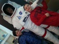 paseo astronauta