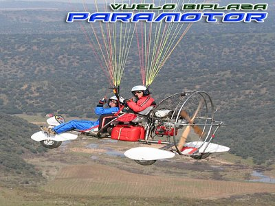 Airges Paramotor