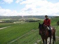 Disfruta de la comarca a caballo