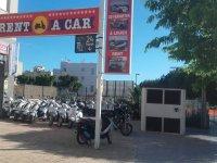Alquiler de scooters en Ibiza