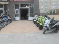 Motos en venta y alquiler en Ibiza