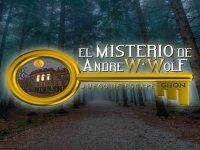 Escape Real El Misterio de Andrew Wolf