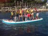 Paddle surf gigante