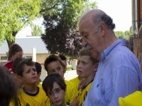 访问Vicente del Bosque
