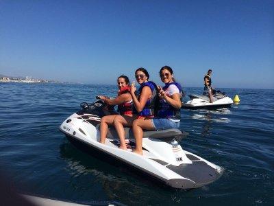 Marbella Sports Boat Motos de Agua